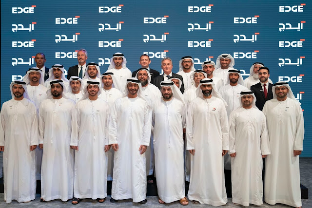 Image Attribute: The inauguration ceremony of Edge took place at the St. Regis Saadiyat Island Resort in the United Arab Emirates./ Source: Hamad Al Mansoori, UAE Ministry of Presidential Affairs