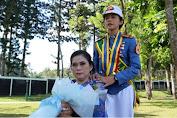 Putri Dairi, Taruni Akmil 2021 Terbaik Ini Menangis Teringat Pengorbanan Sang Ibu