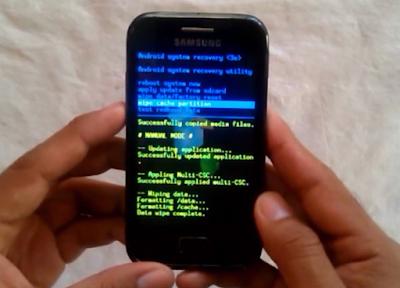 Desbloquear Samsung Galaxy Ace Plus S7500