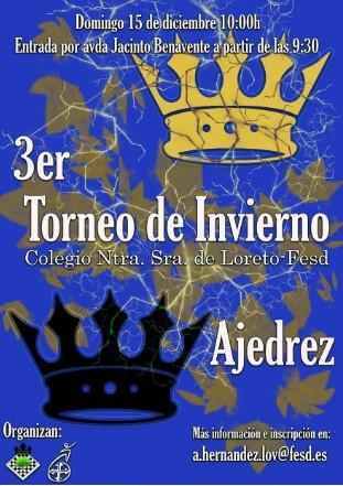 15 diciembre, torneo interescolar Nuestra Señora de Loreto (València), Sub-12