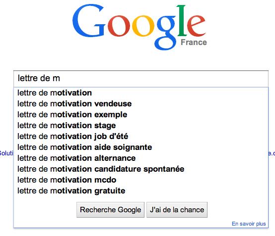 Lettre De Motivation Job été Lettre De Demande De Partie: La Fameuse Lettre De Motivation
