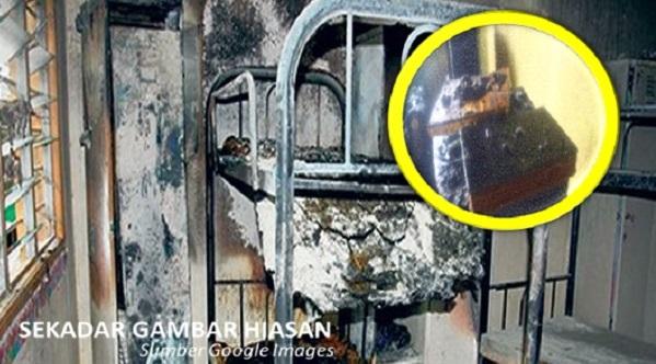 Allahuakbar !!! Al-Quran Tidak TERBAKAR Di Madrasah Khairiah Islamiah Buat Ramai TAKJUB !!!