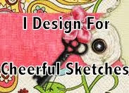 I design for: Cheerful Sketches