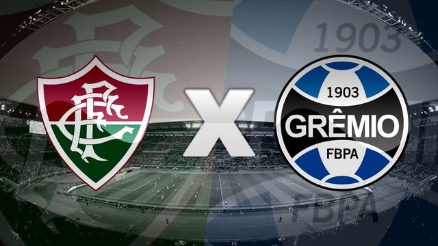 Resultado de imagem para Fluminense x Grêmio