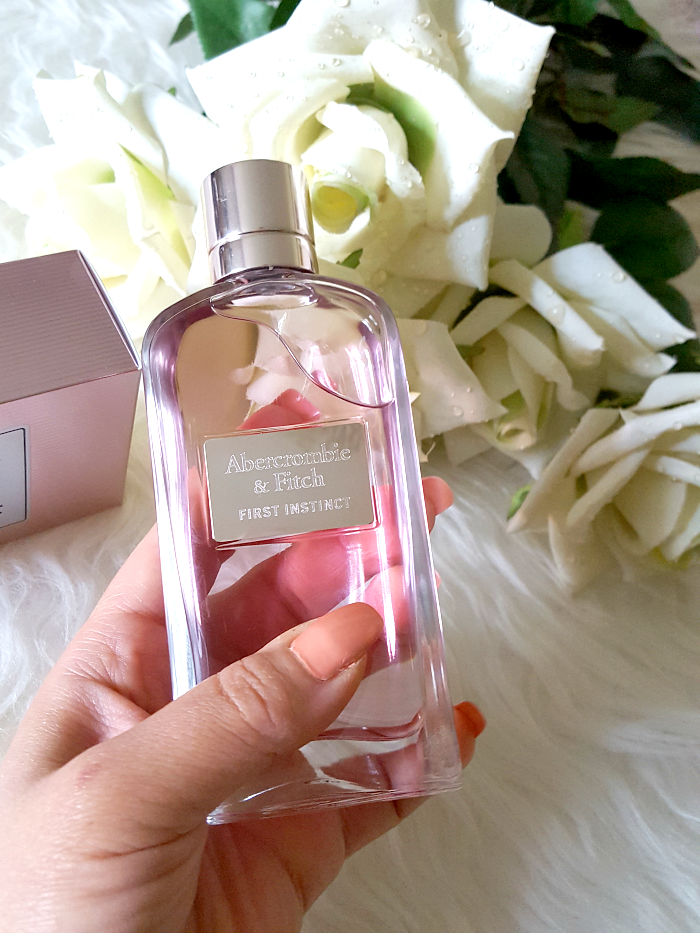 Review: Summer Scents: Abercrombie & Fitch First Instinct Woman Eau de Parfum für das erste Date - Madame Keke Fragrance, perfume, beauty blog
