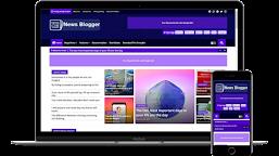 News Blogger Premium (2022) Blogger TemplatesChinaitechghana