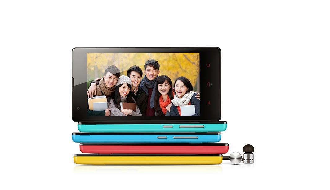 Xiaomi Redmi 1S Dual SIM smartphone