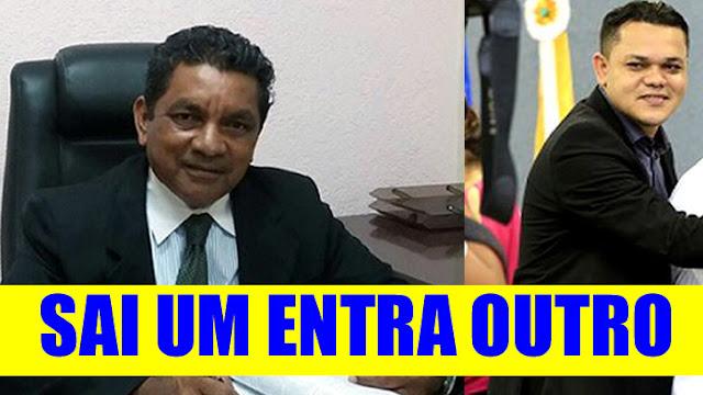 Suplente Isaque Machado requer mandato do vereador Zequinha Araújo condenado em segundo grau