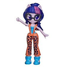 My Little Pony Equestria Girls Fashion Squad Pony Life Best Friends Twilight Sparkle Figure