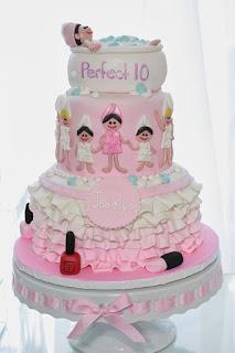 Những mẫu bánh sinh nhật đẹp dễ thương và đáng yêu