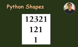 Champak Roy, Varanasi Software Tutor. Python Shapes