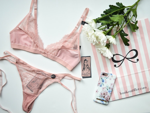 Karina bralette Pamela RF collectie | Review