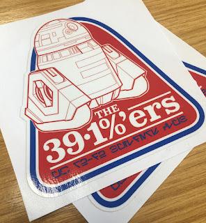 The 39.1% sticker, Calm charity
