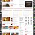 News Magazine  Responsive WordPress Theme & template