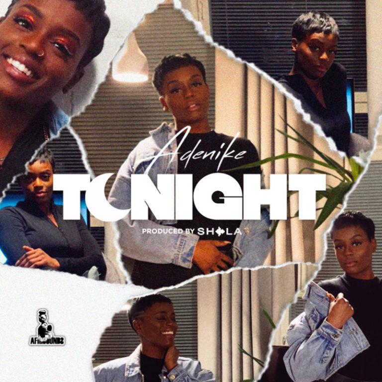 """UK Afropop Newcomer """"Adenike"""" Unveils New Single """"Tonight"""" #Arewapublisize"""