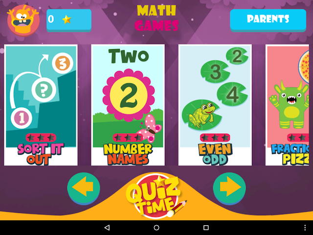 Kids Games Learning Math