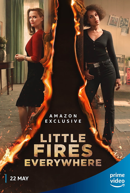 Póster 'Little Fires Everywhere'