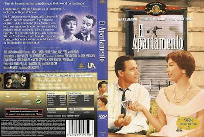 El apartamento (The Apartment , 1960) - Carátula