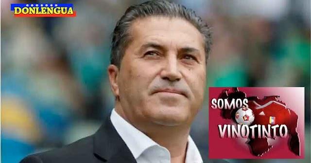 José Peseiro renunció a la Vinotinto porque desde hace tiempo que no le han pagado