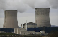 Two cooling towers and pressurized water reactors of the nuclear power plant of French supplier Electricite de France (EDF) are pictured in Cattenom, eastern France, January 27, 2016. (Credit: Reuters/Wolfgang Rattay) Click to Enlarge.