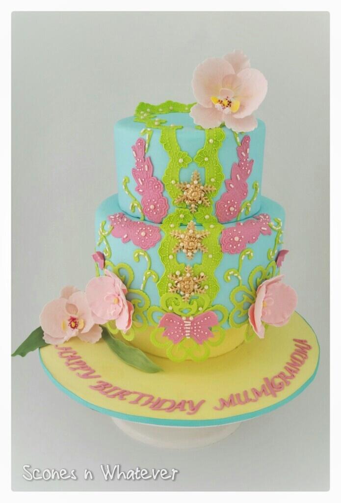 Scones N Whatever: Little Pony Cake