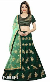 New Embroidered Lehengas