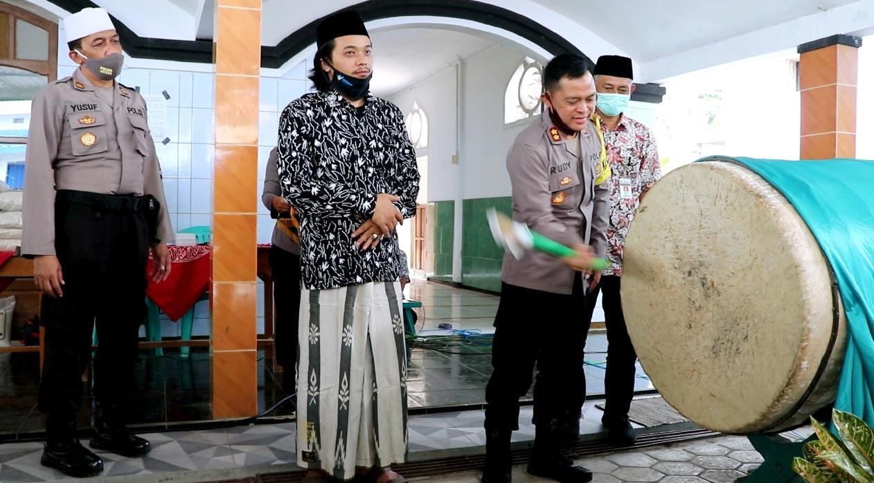 Ponpes Al Hasani Ditetapkan jadi Pesantren Siaga Candi