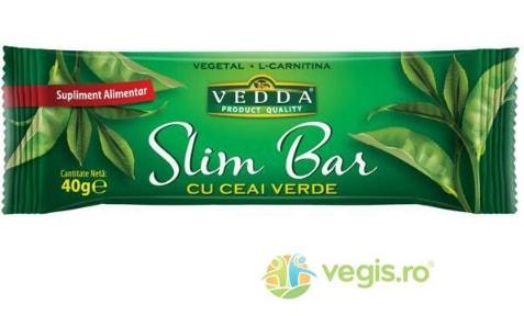Baton De Slabit Slim Bar Cu Ceai Verde