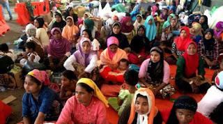Melacak Jejak Sejarah Muslim Rohingya di Myanmar
