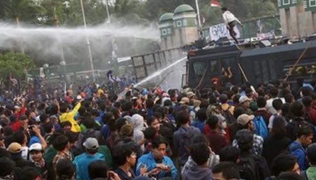Dilarang Polisi, Mahasiswa Makin Melawan, Pastikan Demo di Pelantikan Jokowi