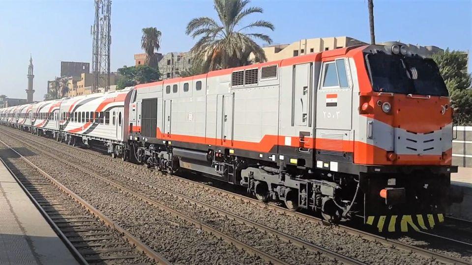 السكة الحديد تعلن عن موقف التهديات والتأخيرات المتوقعة اليوم السبت