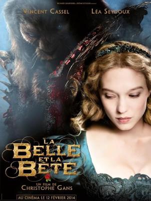 affiche La Belle et La Bête 2014