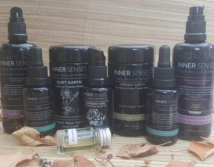 Inner Senses skincare review - ambassador top picks