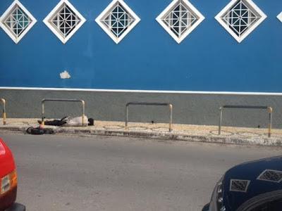 Morador de rua precisa de atenção dos órgãos públicos