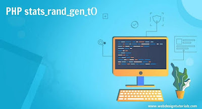 PHP stats_rand_gen_t() Function