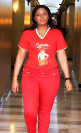 Actress Omotola Jalade Reveals Why She has No friends in Nollywood