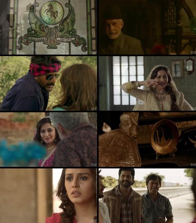 Dedh Ishqiya 2014 Hindi 480p HDRip