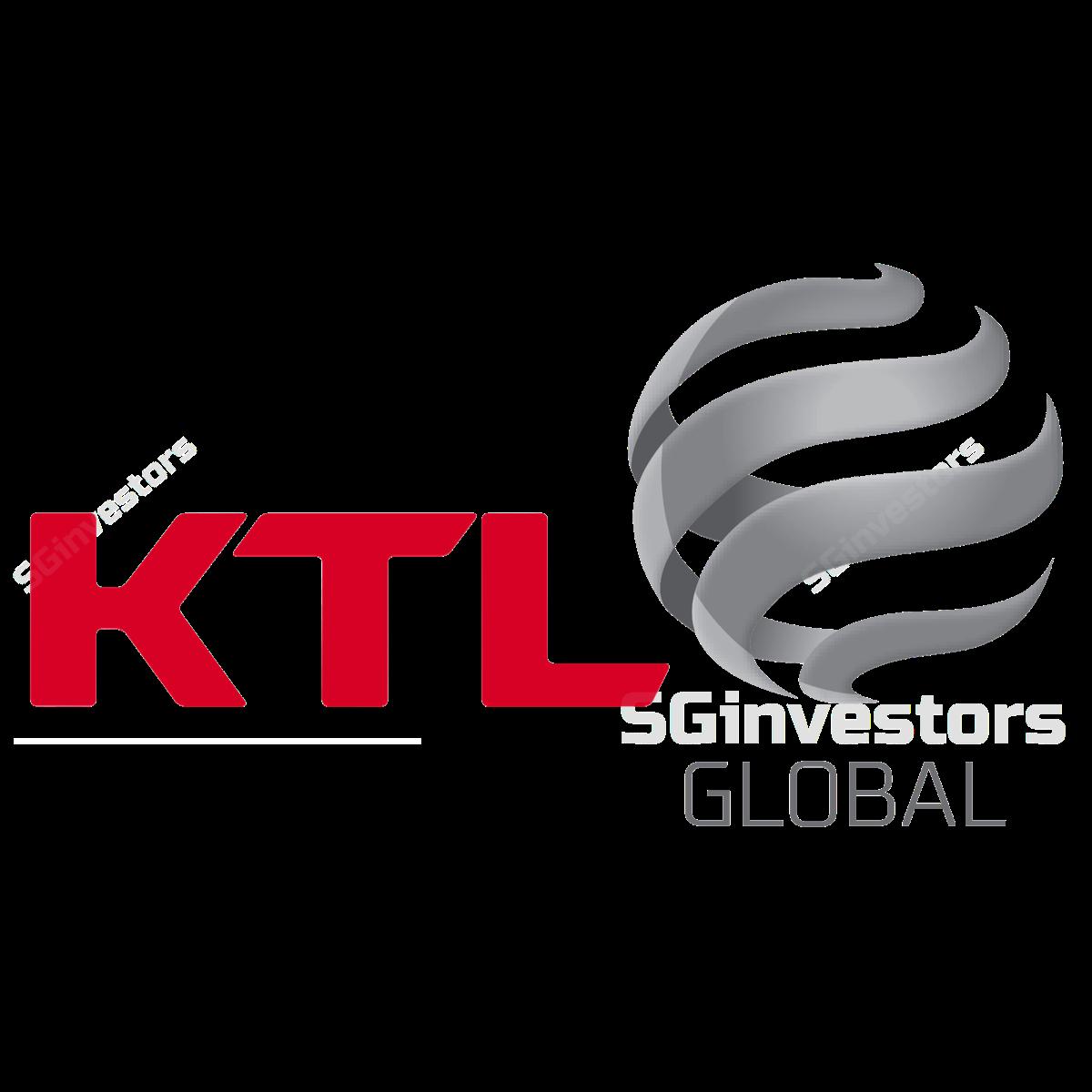 KTL GLOBAL LIMITED (SGX:EB7) @ SGinvestors.io