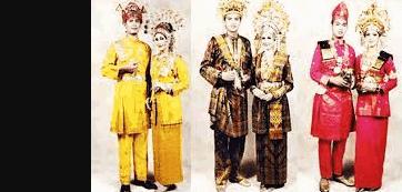 Pakaian Melayu Harian Untuk perempuan dan laki-laki