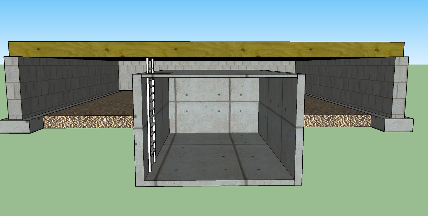 Indiana Crawlspace Waterproofing
