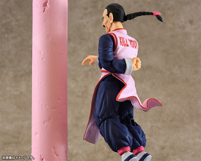 S.H.Figuarts Tao Pai Pai de Dragon Ball - Tamashii Nations