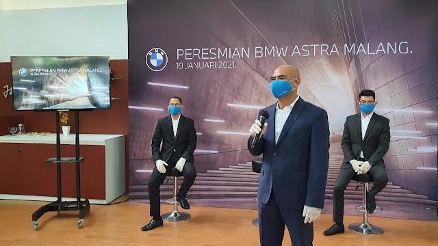 dealer BMW Malang