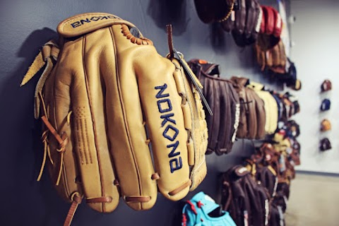 Made in Texas: Nokona Baseball Gloves