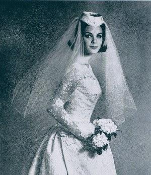 Noivas anos 50