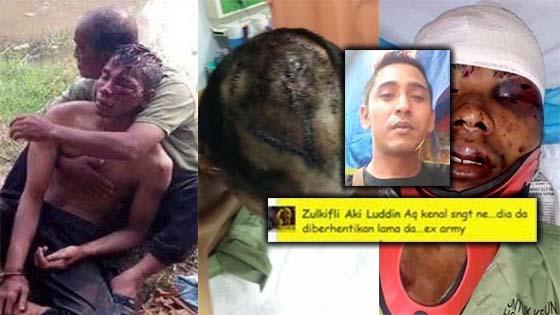 Punca Sebenar Cubaan Bunuh Anggota Komando Sungai Udang