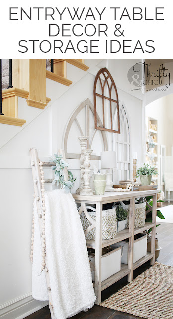 Entryway decor and decorating ideas. Entryway table decor. Entryway storage ideas. How to decorate your entry way. Two story entryway ideas. Board and batten entryway.
