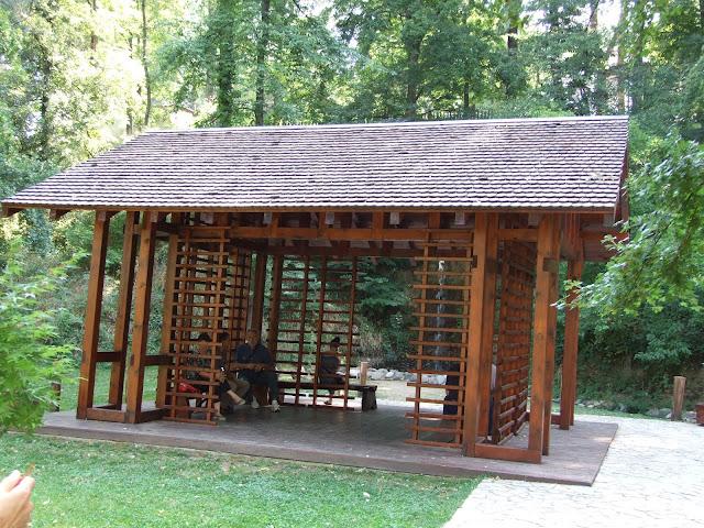 japanski park u vrnjačkoj banji
