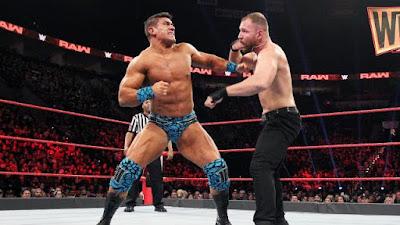 EC3 Dean Ambrose Moment of Bliss Alexa NXT Ethan Carter Raw