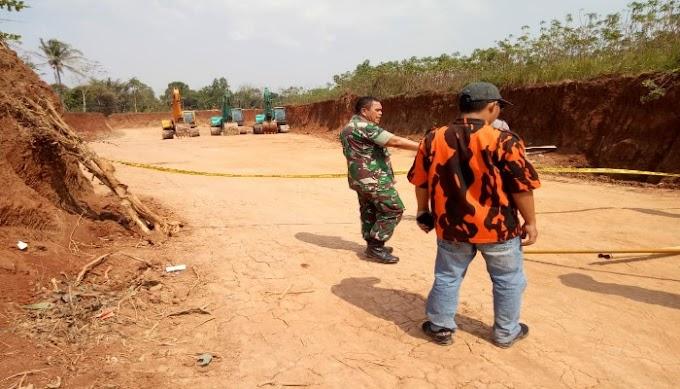 MPC PP Kabupaten Serang, Unjuk Rasa Soal Maraknya Pertambangan Liar