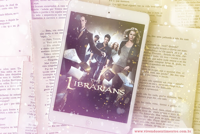 Os bibliotecários (The Librarians)